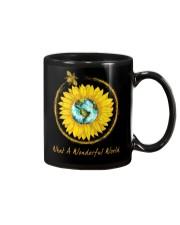What A Wonderful World Sunflower Mug thumbnail