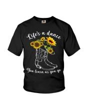 Life's A Dance Youth T-Shirt thumbnail
