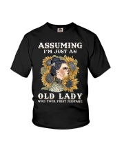 Assuming I'm Just An Old Lady Youth T-Shirt thumbnail