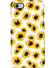 Sunflower Bloom Phone Case i-phone-7-case
