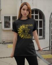 Sunflower Girl Classic T-Shirt apparel-classic-tshirt-lifestyle-19