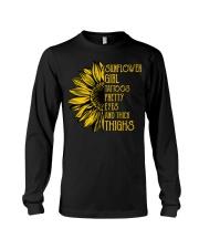 Sunflower Girl Long Sleeve Tee thumbnail