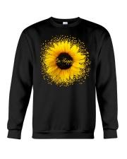 Be Happy Crewneck Sweatshirt thumbnail