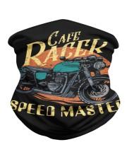 Cafe racer speed masters Neck Gaiter tile