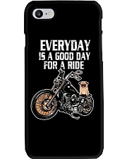 Every day is a good day for a RIDE - PUG Phone Case thumbnail