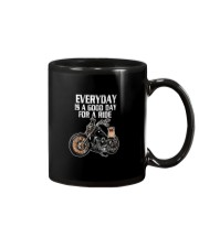 Every day is a good day for a RIDE - PUG Mug thumbnail