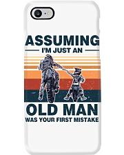 Assuming I'm just an OLD MAN Phone Case thumbnail