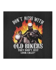Don't Mess With OLD Bikers Cloth face mask aos-face-mask-coverlet-lifestyle-front-02