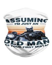 Assuming I'm just an OLD MAN Neck Gaiter tile