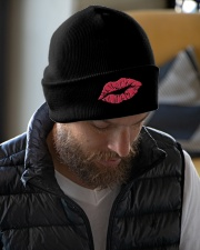 The Perfect Gifts Knit Beanie garment-embroidery-beanie-lifestyle-06