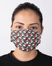 Skull  Cloth face mask aos-face-mask-lifestyle-01