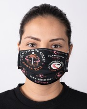 Flamingo HoTel Cloth face mask aos-face-mask-lifestyle-01