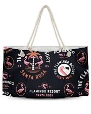 Flamingo HoTel Weekender Tote tile