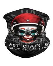 Crazy Biker - i like it Neck Gaiter tile