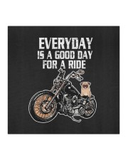 Every day is a good day for a RIDE - PUG Cloth face mask aos-face-mask-coverlet-lifestyle-front-02