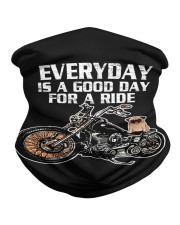 Every day is a good day for a RIDE - PUG Neck Gaiter tile