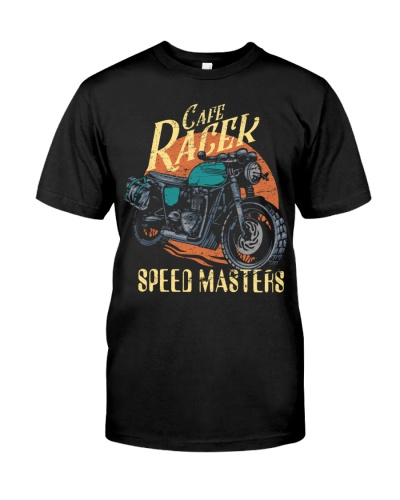 cafe racer - Speed masters