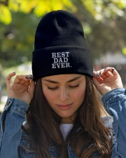 The Perfect Gifts Knit Beanie garment-embroidery-beanie-lifestyle-07
