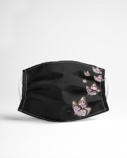 Mask with butterfly Cloth face mask aos-face-mask-lifestyle-22