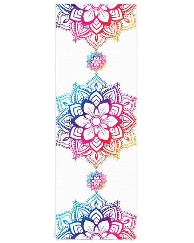 Yoga Mat Mandala 2