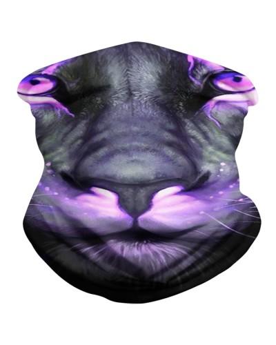 Neck gaiter lion51