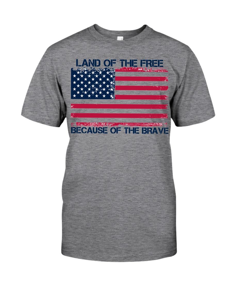 Land of  Classic T-Shirt