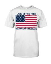 Land of  Classic T-Shirt thumbnail