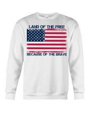 Land of  Crewneck Sweatshirt thumbnail