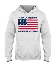 Land of  Hooded Sweatshirt thumbnail
