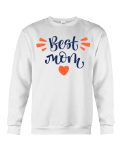 Best Mom Crewneck Sweatshirt thumbnail