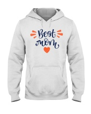 Best Mom Hooded Sweatshirt thumbnail