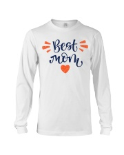 Best Mom Long Sleeve Tee thumbnail