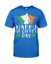 St Patricks Day Cat Lover Kitten Funny Apparel 2 Premium Fit Mens Tee thumbnail