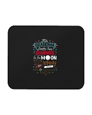 This Grandma Lover Her Grandkids To The Moon And B Mousepad thumbnail