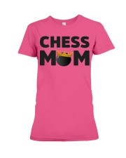 Womens Chess Mom Premium Fit Ladies Tee thumbnail