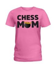 Womens Chess Mom Ladies T-Shirt thumbnail