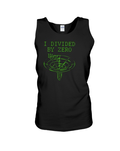 I Divided By Zero  Funny Quantum Physics Space