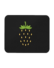 Strawberry Lazy Costume Funny Halloween Spooky Pun Mousepad thumbnail