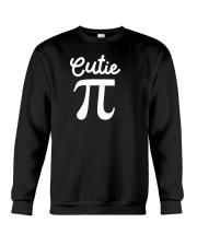 Cutie Pi Symbol Pie  Cute Funny Math Geek Crewneck Sweatshirt thumbnail