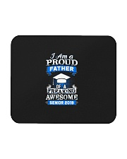 I am Proud Father Of Senior 2019 Funny Graduation Mousepad thumbnail