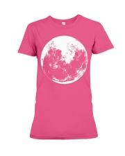 Full Moon Luna Premium Fit Ladies Tee thumbnail