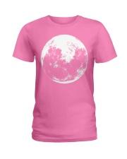 Full Moon Luna Ladies T-Shirt thumbnail