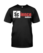 Funny Science Teacher Periodic Table Apparel 5 Classic T-Shirt thumbnail
