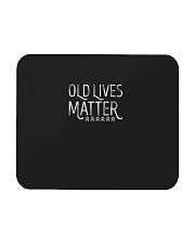 Old Lives Matter  Senior Citizen Grandfather Humor Mousepad thumbnail