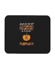 Funny Pumpkin Pi Pun 314 Math Geek Gag Gift Mousepad thumbnail
