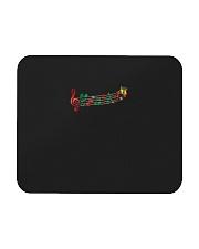 Funny Christmas Treble Clef Music Notes Jingle Bel Mousepad thumbnail