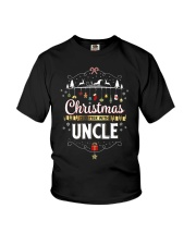 Christmas Is Better With Uncle Matching Family Gif Youth T-Shirt thumbnail