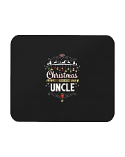 Christmas Is Better With Uncle Matching Family Gif Mousepad thumbnail