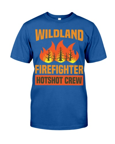 Wildland Firefighter Wild Fire Fireman Apparel