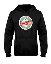 Ketchup Ironic Lazy Costume Halloween Funny Scary  Hooded Sweatshirt thumbnail